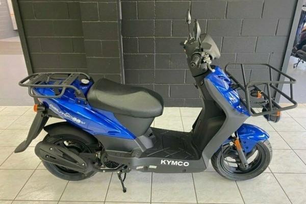 Motorcycle kymco agility 125